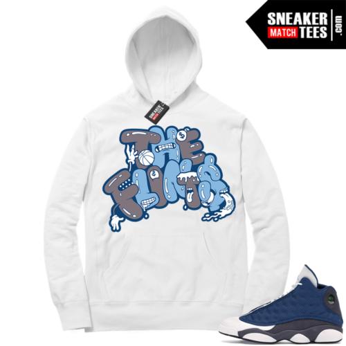 Flint 13s Hoodie outfit