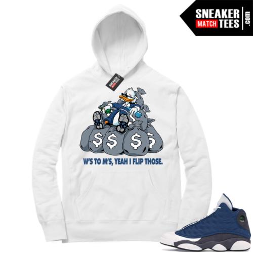 Flint 13s sneaker Hoodie