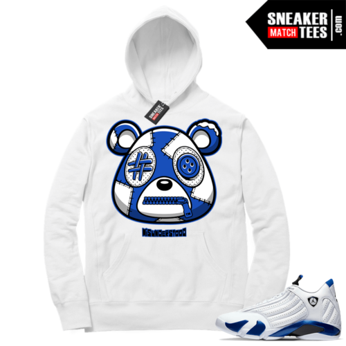 Hyper Royal 14s Match Hoodie Misunderstood Bear ™
