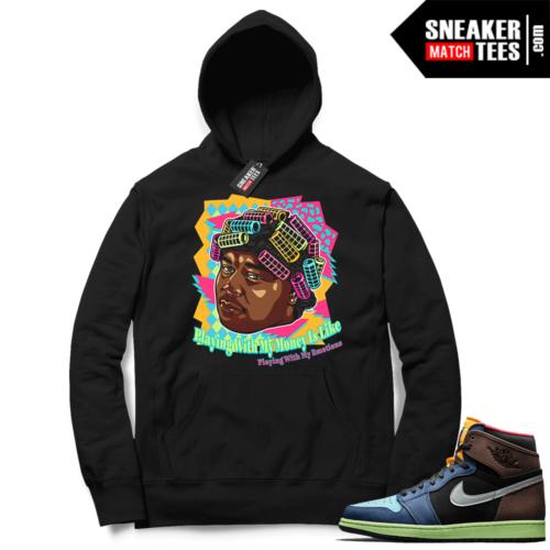 Jordan sneaker hoodies Biohack 1s