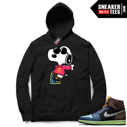 hoodie to match Biohack 1s