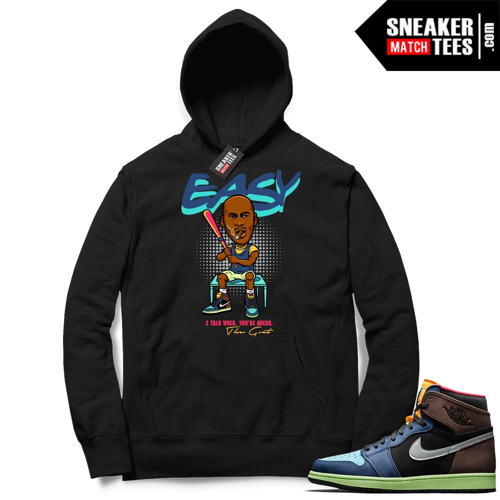 hoodies to match Biohack 1s