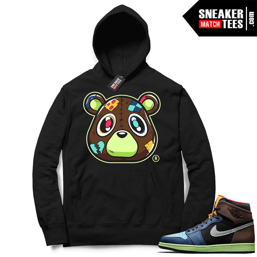 Biohack Jordan match hoodies