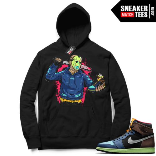 Biohack Jordan 1 hoodies