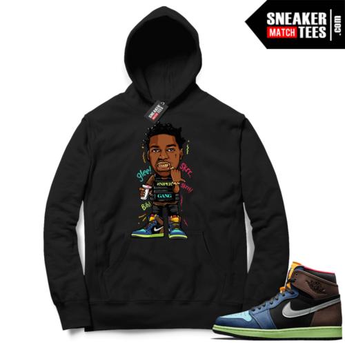 Biohack 1s matching hoodies