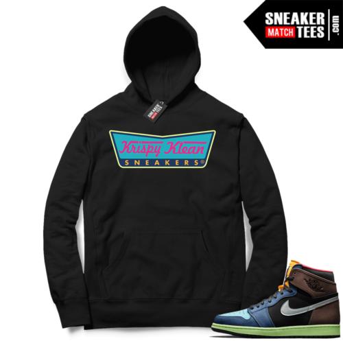 Biohack 1 Jordan match hoodies