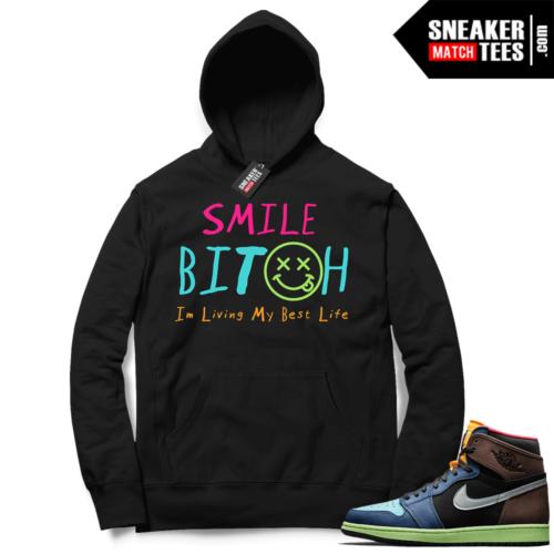 Jordan 1 hoodies Biohack