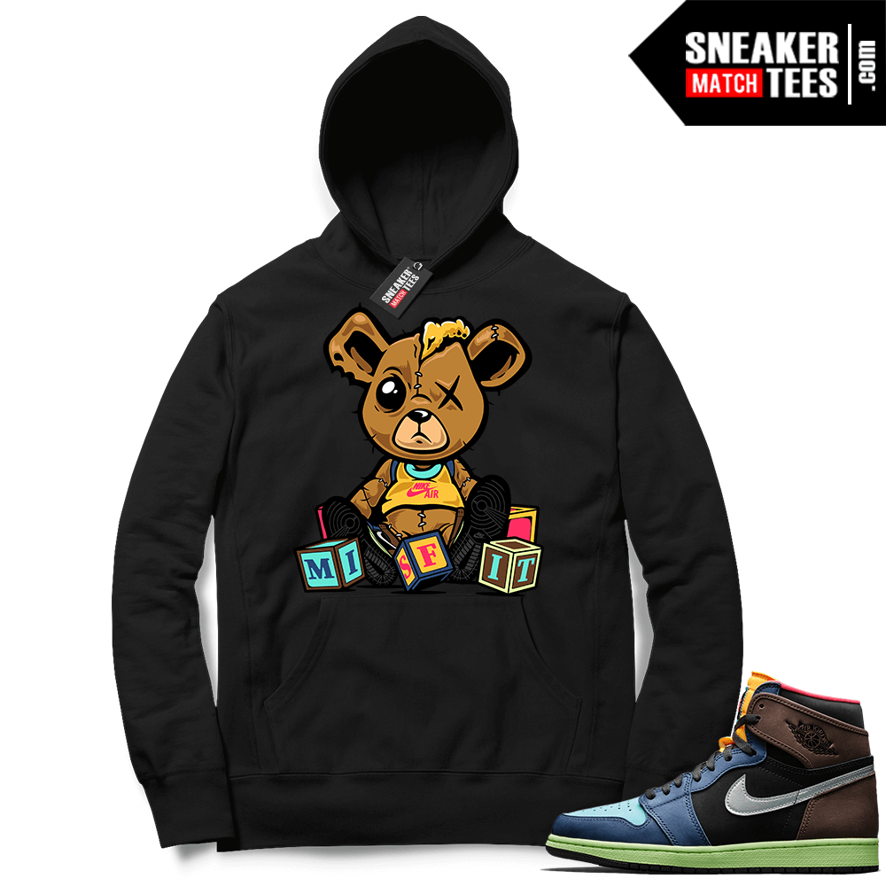 Air Jordan 1 hoodies Biohack