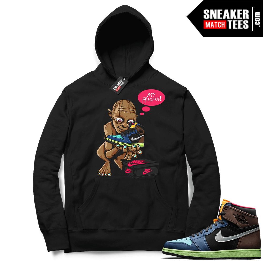 Biohack 1s matching graphic hoodies