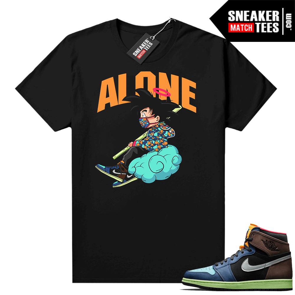 Jordan 1 Biohack sneaker tees shirts Alone