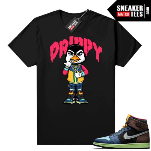 Jordan 1 Biohack sneaker tees shirts Drippy Penguin ™