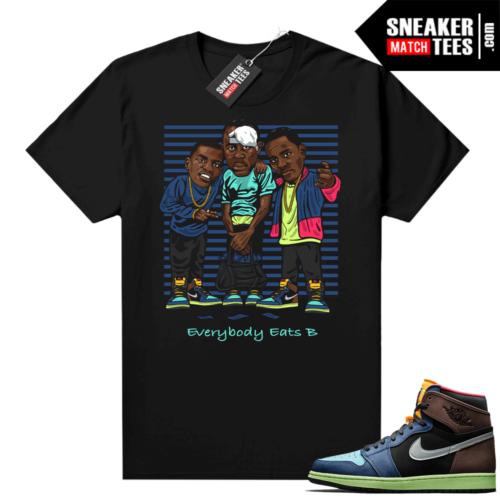 Biohack Jordan 1 shirts