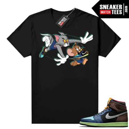Jordan 1 Biohack sneaker tees shirts Finesse