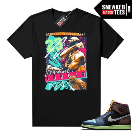Match Biohack 1s sneaker shirts