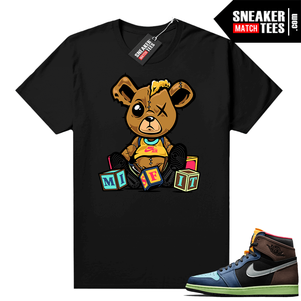 Biohack 1s shirts to match sneakers