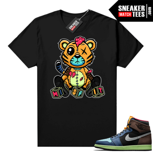 Jordan 1 Biohack sneaker tees shirts Misfit Tiger ™