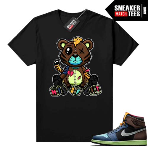Jordan 1 Biohack sneaker tees shirts Misfit Tiger ™ V2