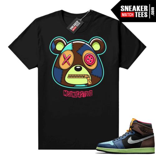 Biohack 1s sneaker shirts