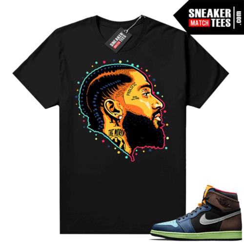 Jordan 1 Biohack sneaker tees shirts Prolific