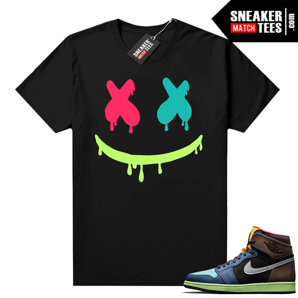 Sneaker Match Jordan 1 Biohack