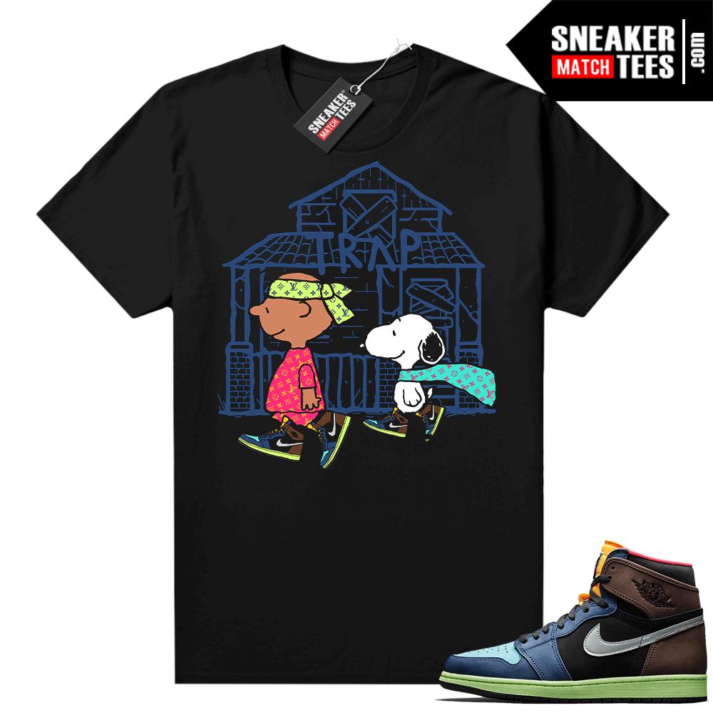 Sneaker tees Biohack 1s