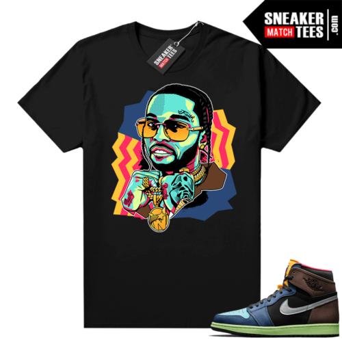 Jordan 1 Biohack sneaker tees shirts The Woo