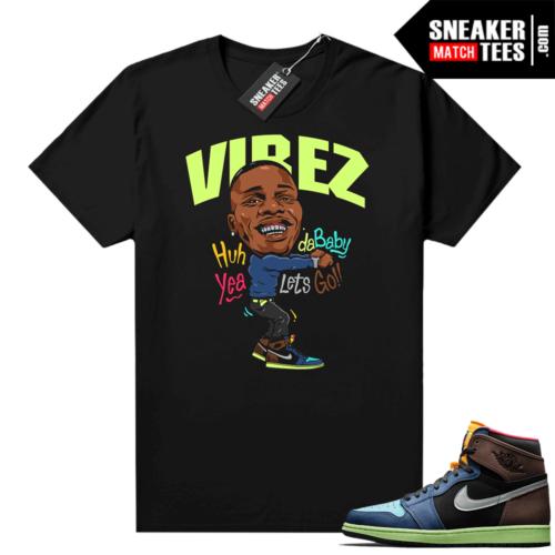 Jordan 1 Biohack sneaker tees shirts Vibez