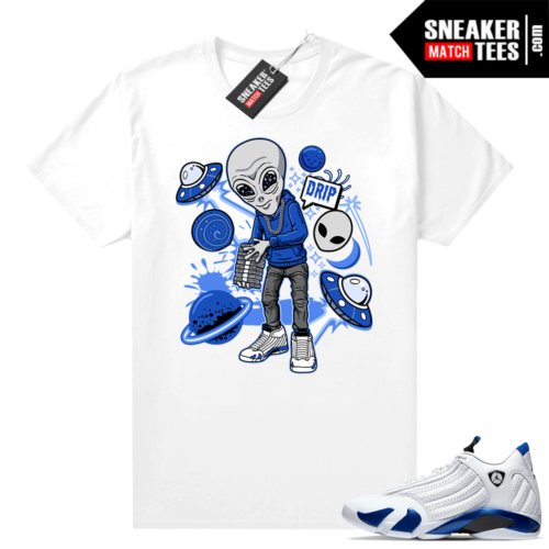 Shirts to match Hyper Royal 12s