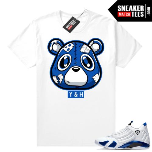 Sneaker Match Jordan Hyper Royals