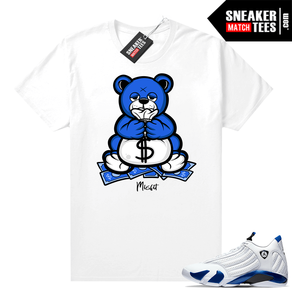 Jordan Hyper Royal shirt