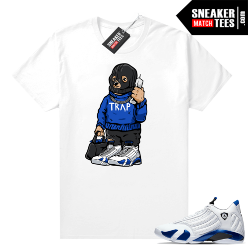 Jordan 14 Hyper Royal Matching tee