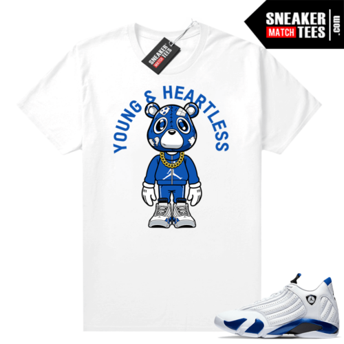 Hyper Royal shirt