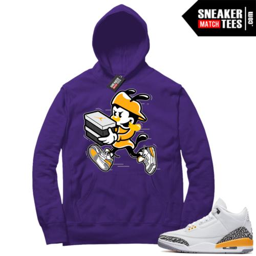 Laser Orange Hoodie