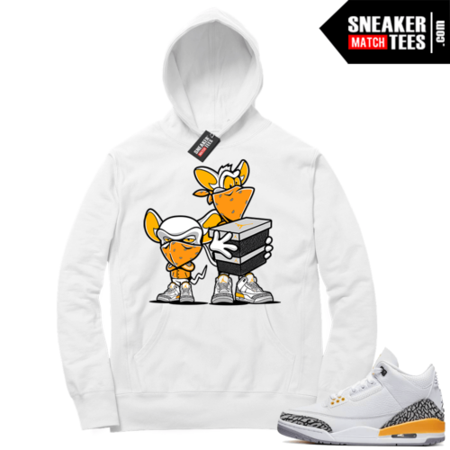 Hoodies to match Laser Orange 3s