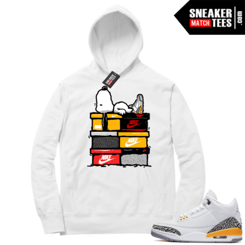 Hoodie to match Laser Orange 3s