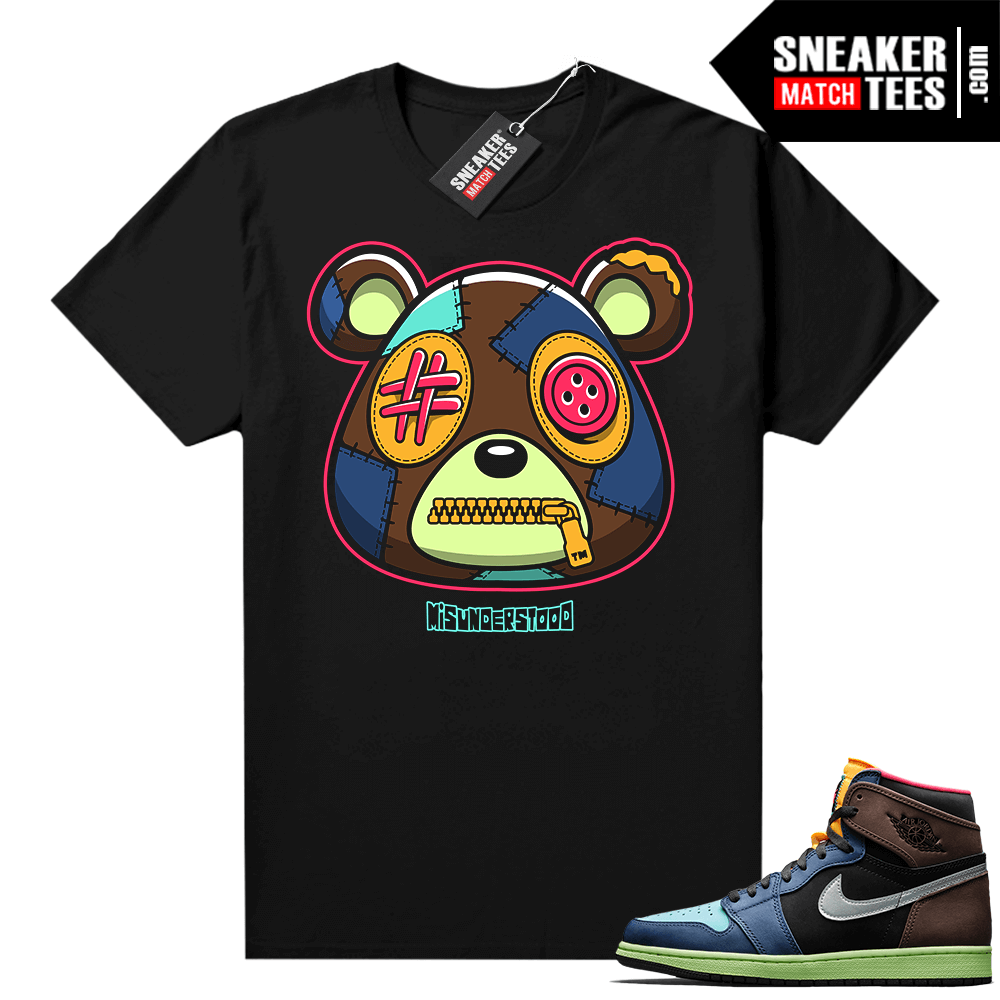 Misunderstood Bear ™ Biohack 1s Sneaker Match Tee