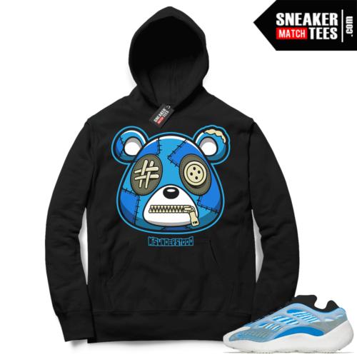 Misunderstood Bear ™ Yeezy 700 V3 Arzareth Hoodie Black