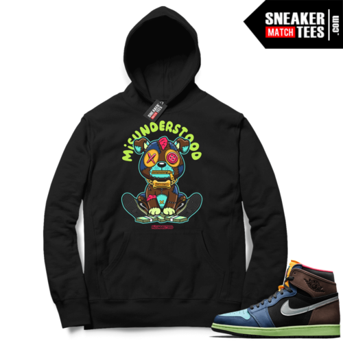 Misunderstood Pupply ™ Money Stacks Biohack 1s Hoodie