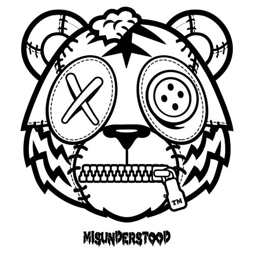 Sneaker shirts Misunderstood Tiger