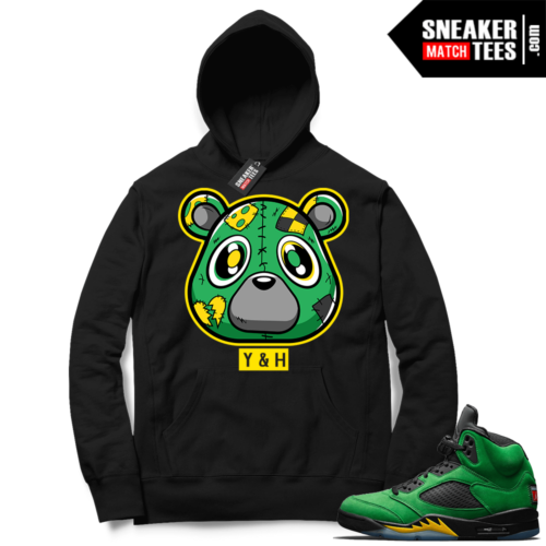 Sneaker hoodies Oregon 5s