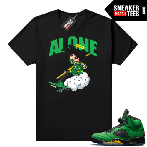 Oregon 5 matching shirt