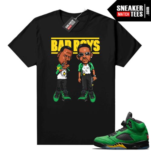 Oregon 5s sneaker fits