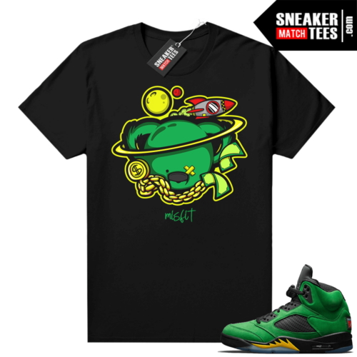 Oregon 5s Jordan shirt