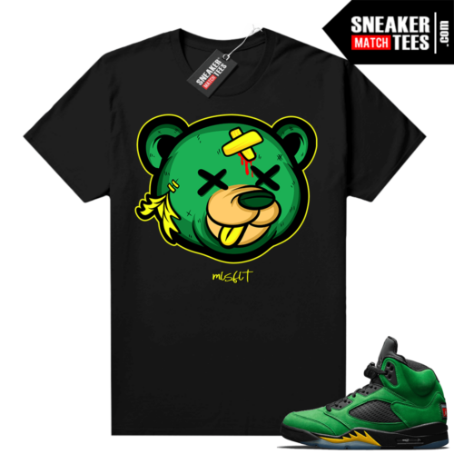 Air Jordan 5 Retro Oregon sneaker tees