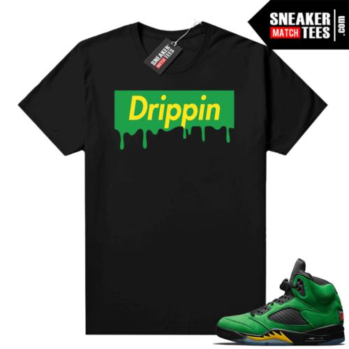 Oregon Jordan matching shirt
