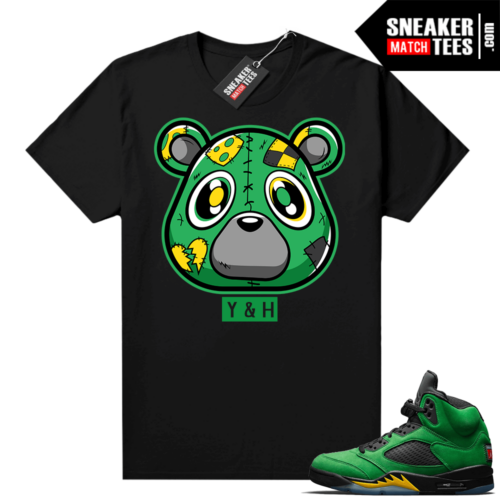 Oregon 5s shirts to match sneakers