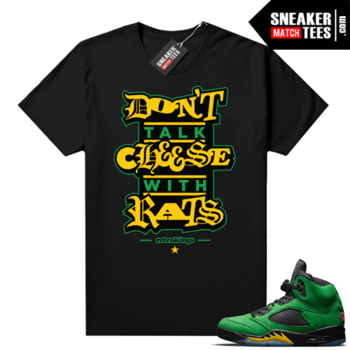 Oregon 5s sneaker outfits