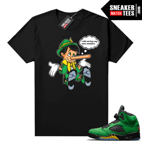 Jordan 5 Oregon sneaker outfits