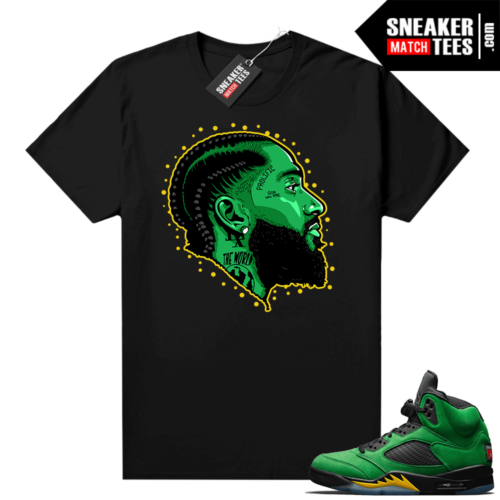 Shirts to match Apple Green 5s