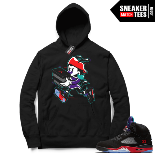 Top 3 5s sneaker Hoodies